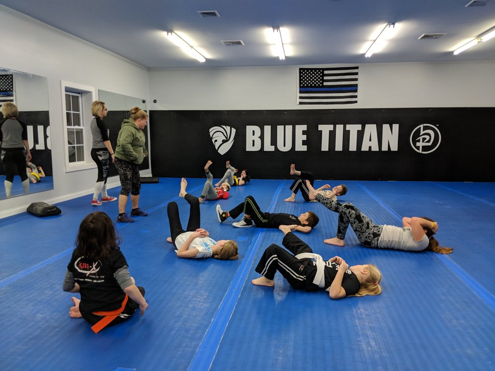 Blue Titan Fitness & Self-Defense: 27 E Main St, Rockaway, NJ