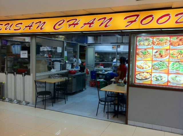 Susan Chan Food