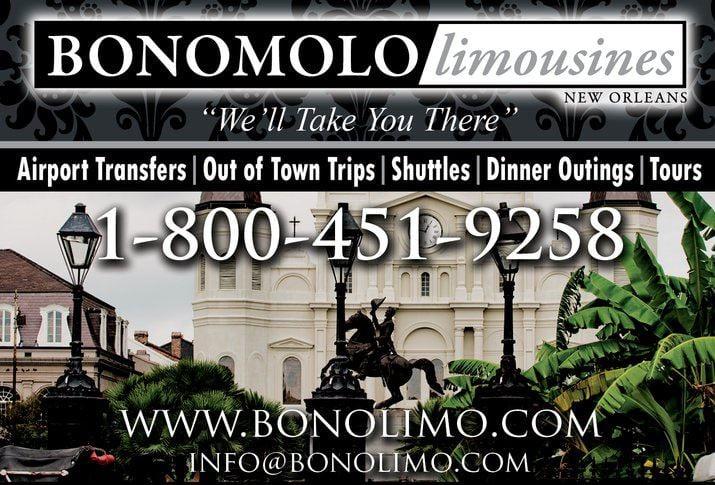 Bonomolo Limousines