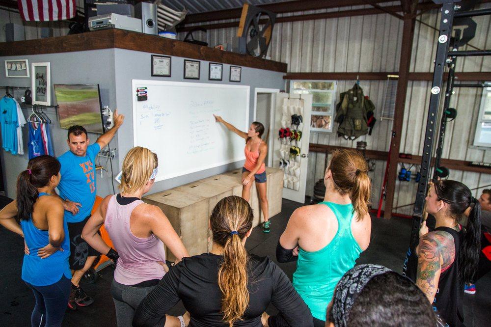 CrossFit TFB: 50 3rd St NW, Largo, FL