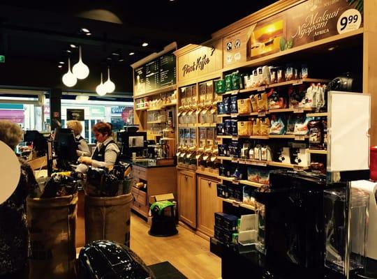 feinste Stoffe erstklassige Qualität exquisite handwerkskunst Tchibo - Coffee & Tea Supplies - Tegernseer Landstr. 37 ...