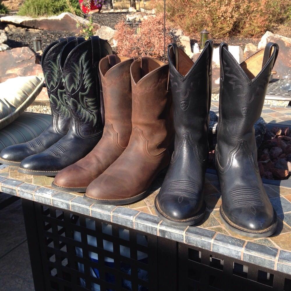 Shoe Repair Roseville Ca