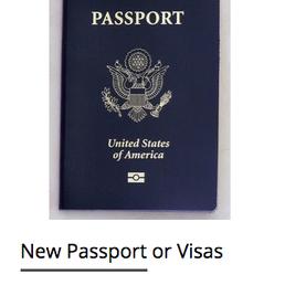 , Passport & Travel Visa Services