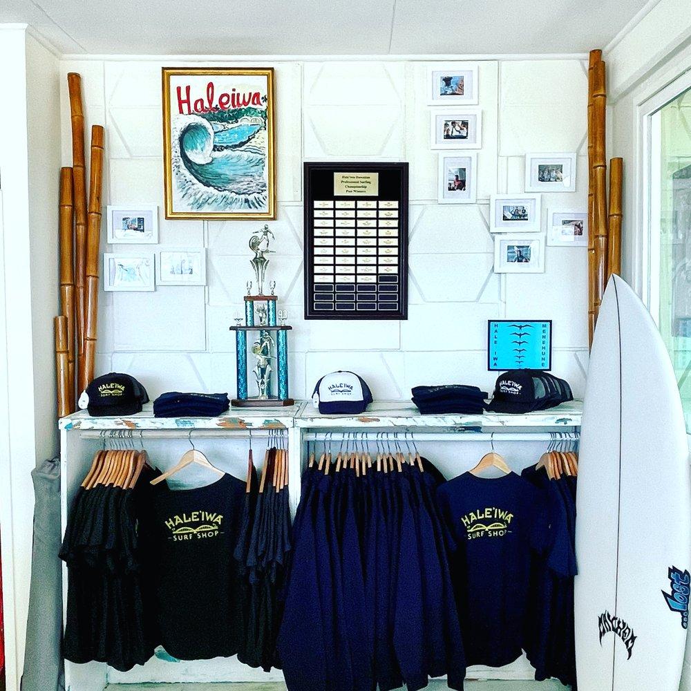 Hale'iwa Surf Shop