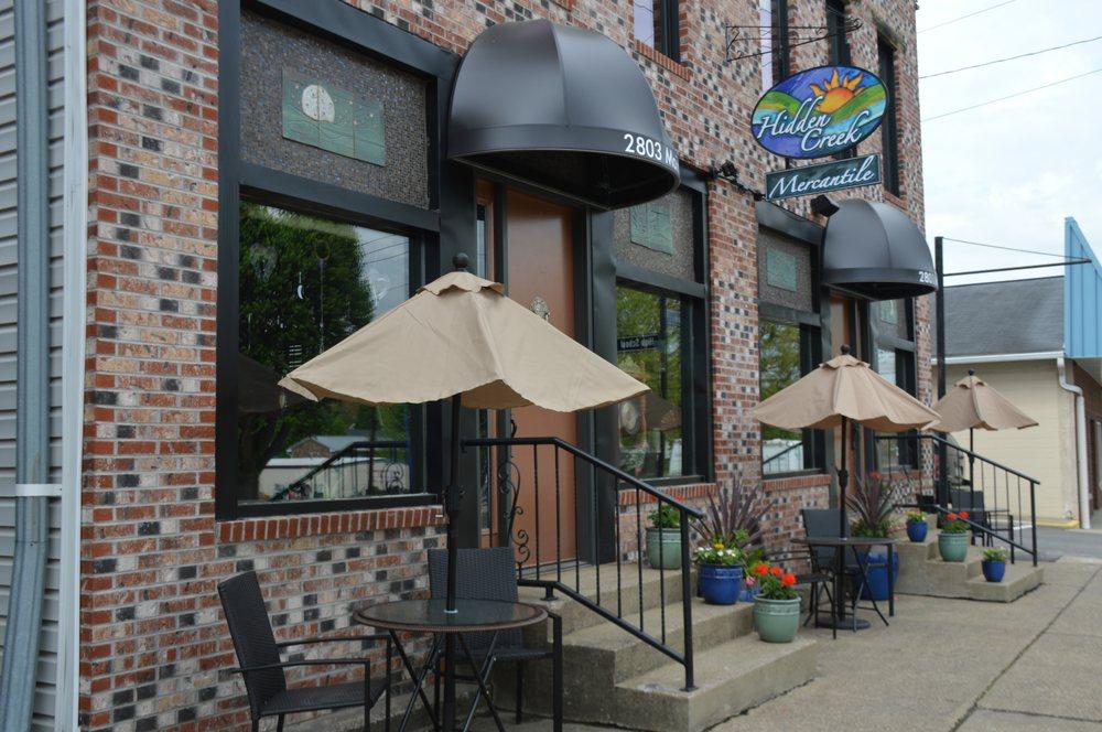 Hidden Creek Mercantile: 2803 Main St, Hurricane, WV