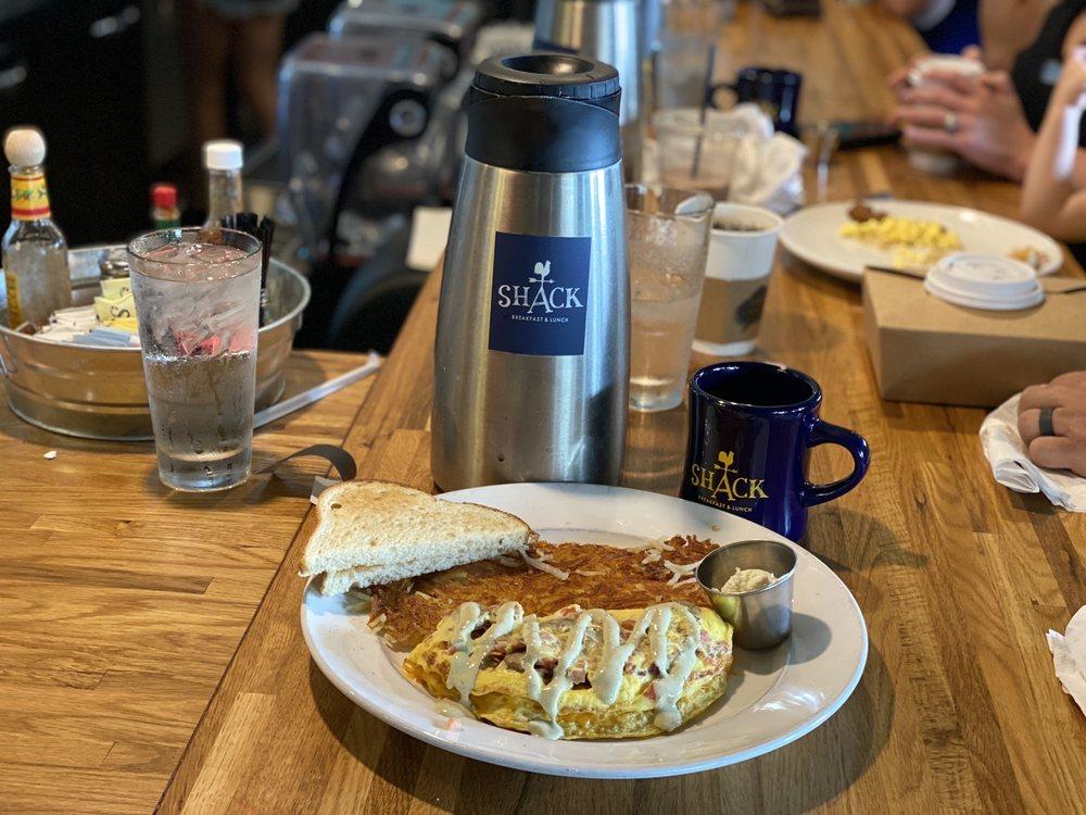 Shack Breakfast & Lunch - O'Fallon