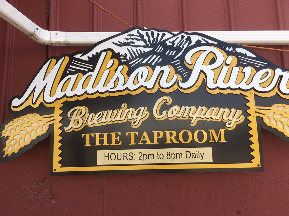 Madison River Brewing Company: 20900 Frontage Rd, Belgrade, MT