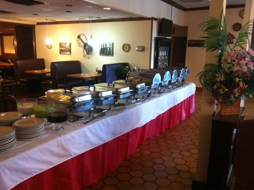 Beautiful Eid buffet set up by Sindbaad - Yelp
