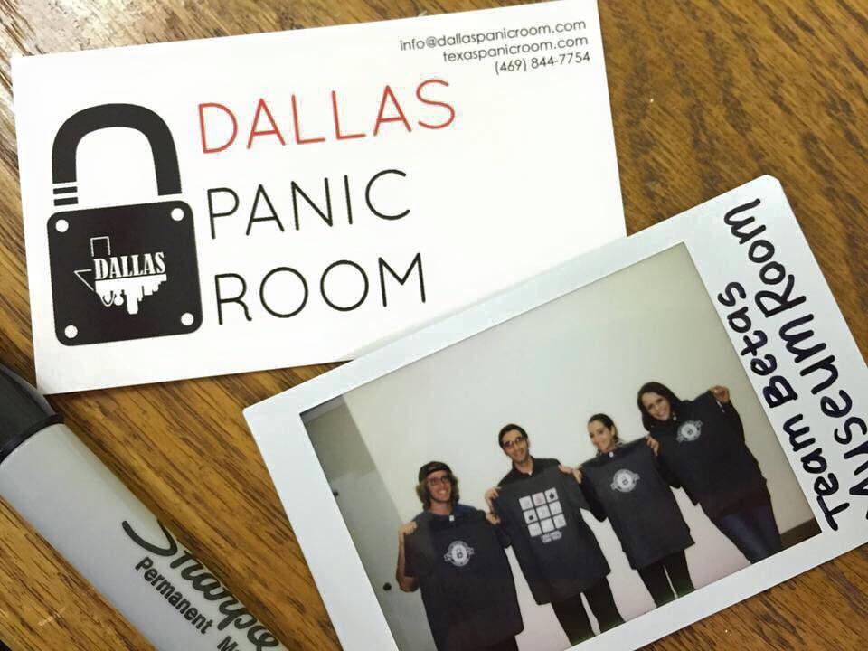 dallas panic room groupon