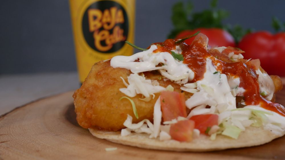 Baja Cali Fish & Tacos: 1535 E Amar Rd, West Covina, CA