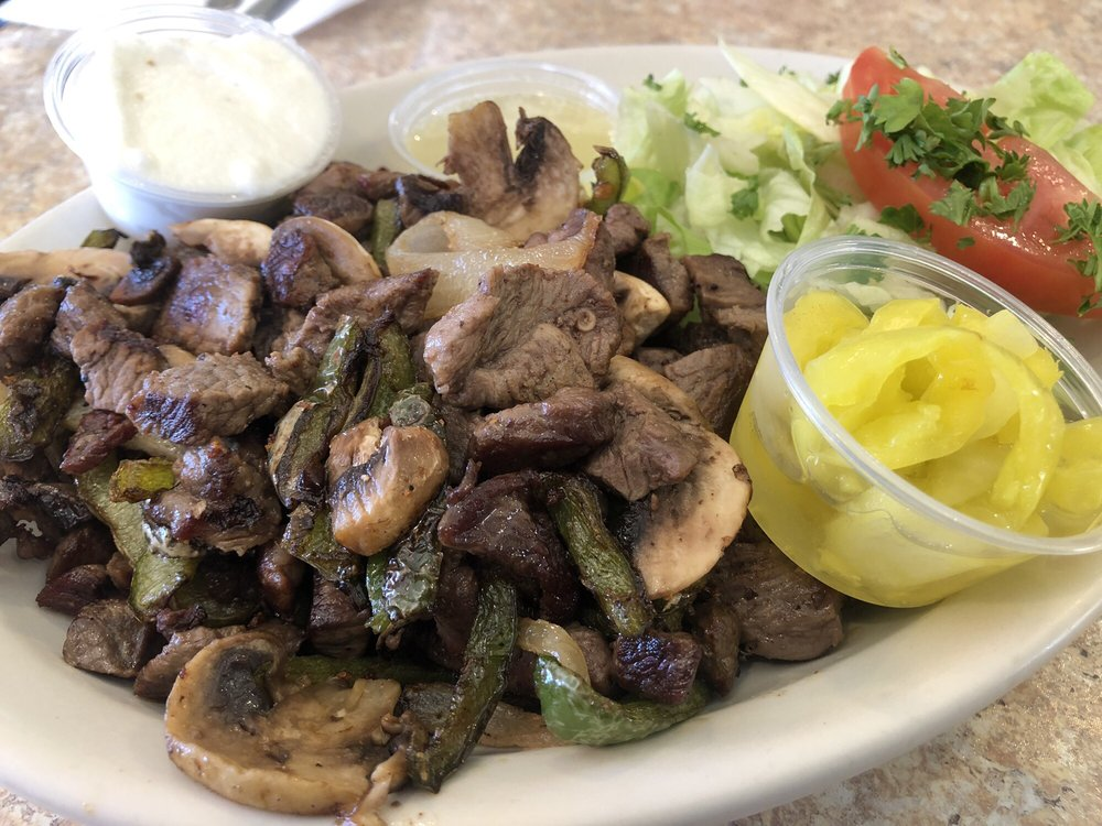 Nahla's Middle Eastern Restaurant: 1703 Wilmington Rd, New Castle, PA