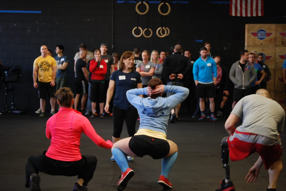 CrossFit Barrington: 28066 W Commercial Ave, Lake Barrington, IL