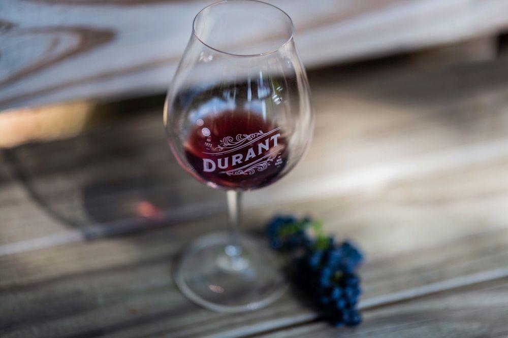 Durant Vineyards Tasting Room: 5510 NE Breyman Orchards Rd, Dayton, OR