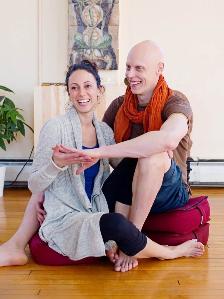 Social Spots from Yoga Center Amherst