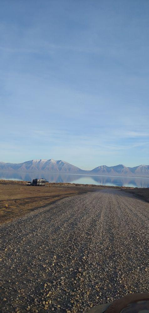 Willard Bay Reservoir: Dike Rd, Willard, UT