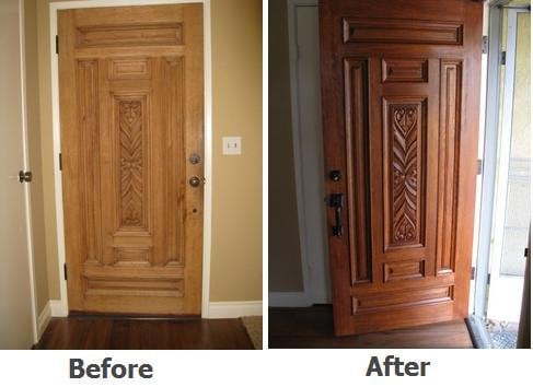 Photo Of Todd The Handyman San Clemente Ca United States Front Door