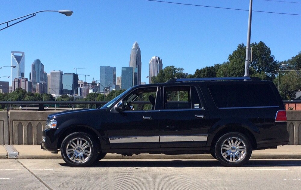 Luxury Transportation: Charlotte, NC