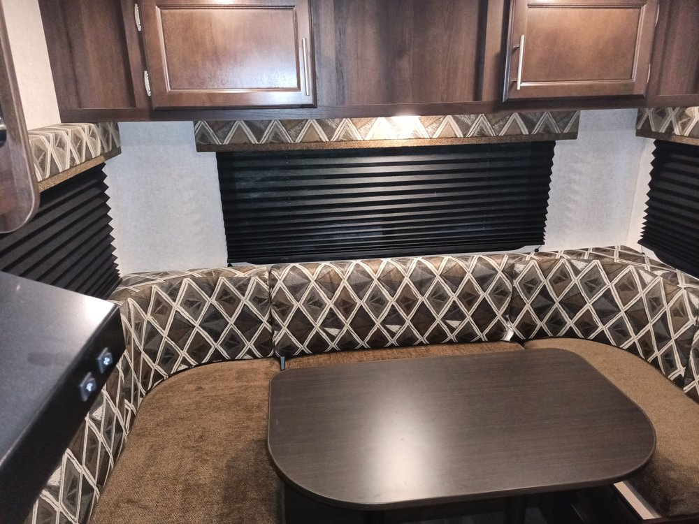 Just Rent N Go RVing: Centerview, MO