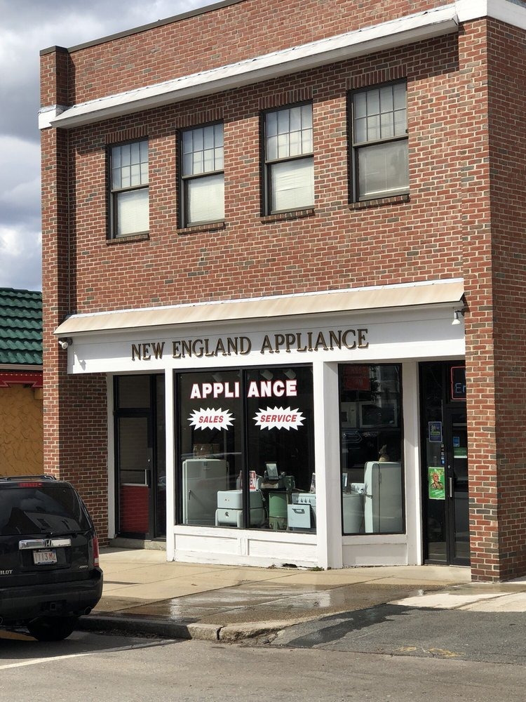 New England Appliance Sales Service Appliances Repair 44 Nason St Maynard Ma Phone Number Yelp