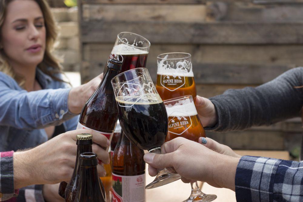 Alpine Beer Company - Tasting Room: 2363 Alpine Blvd, Alpine, CA