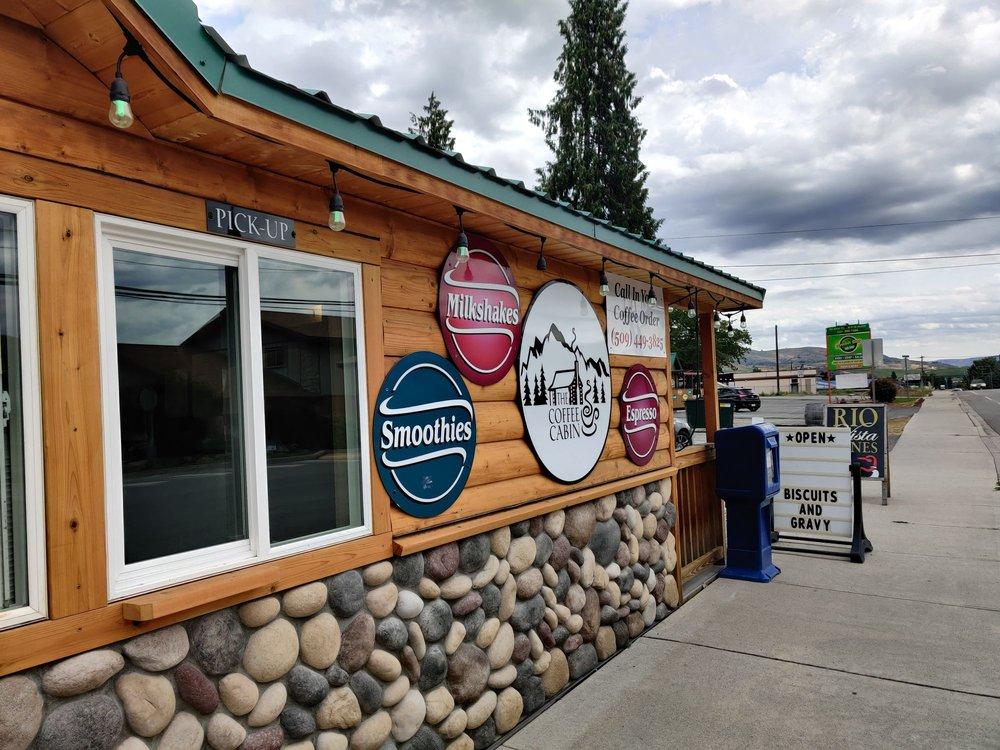 The Coffee Cabin: 224 E Wapato Way, Manson, WA