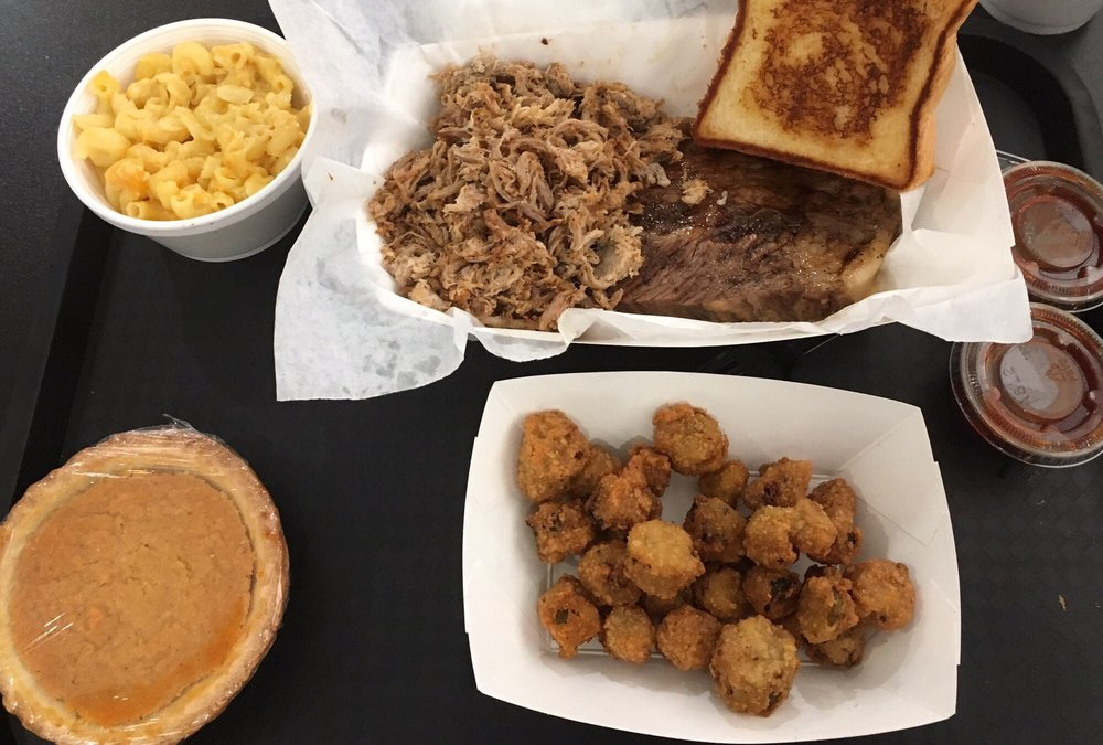 Smokey Jack's Barbeque: 1386 Indian Trail Lilburn Rd, Norcross, GA