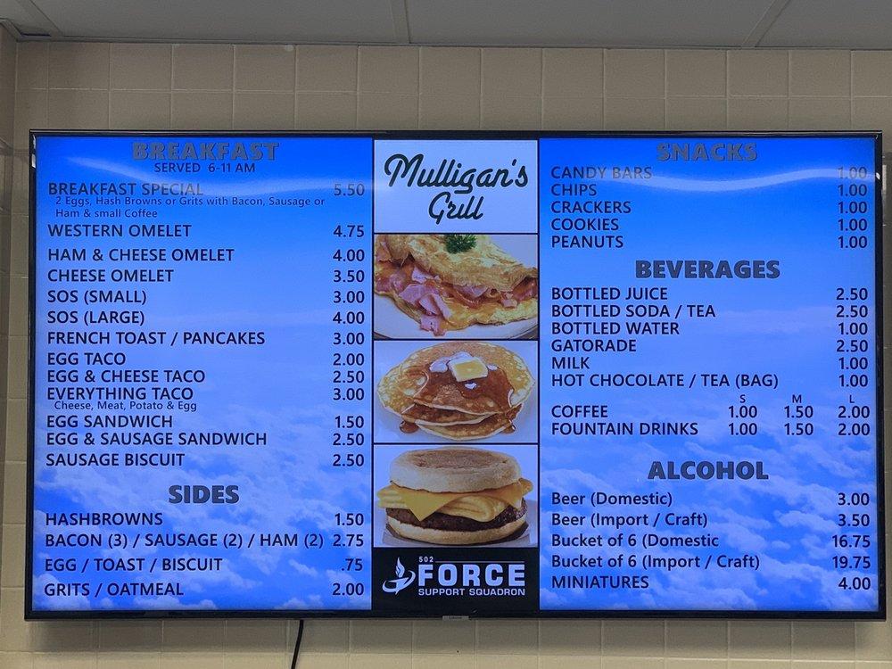 Mulligans Grill