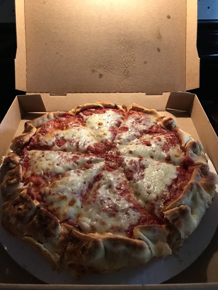 Una Pizza: 105 N 3rd St, Boonville, IN