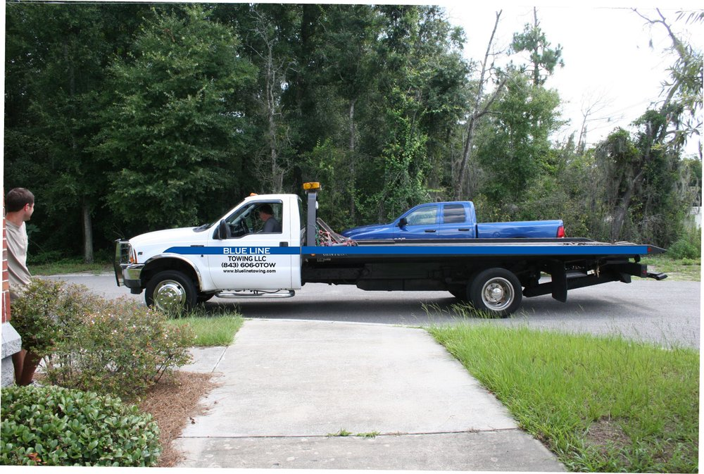 Blue Line Towing: 5113 N Hwy 17, Awendaw, SC
