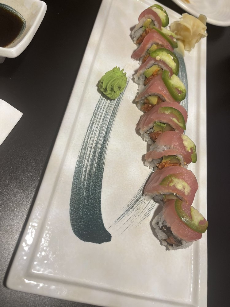 Chen's Sushi: 111 S 24th St W, Billings, MT