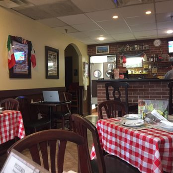 Photo Of Mamma Lena Pizza Germantown Md United States Interior