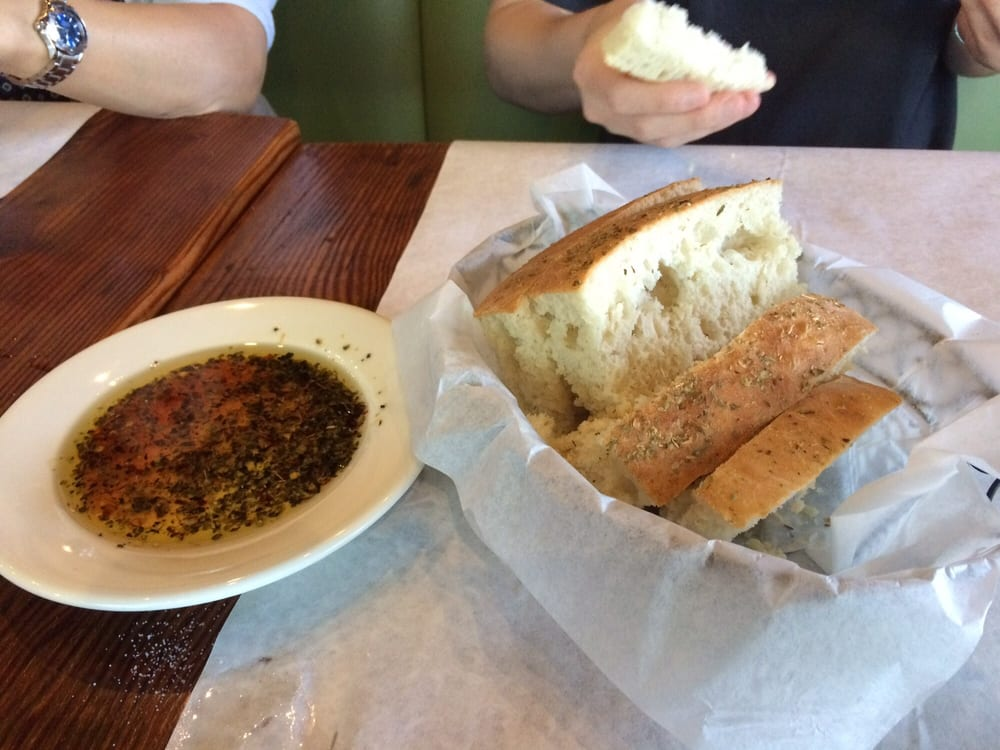 Bread And Olive Oil Dipping Sauce Yelp