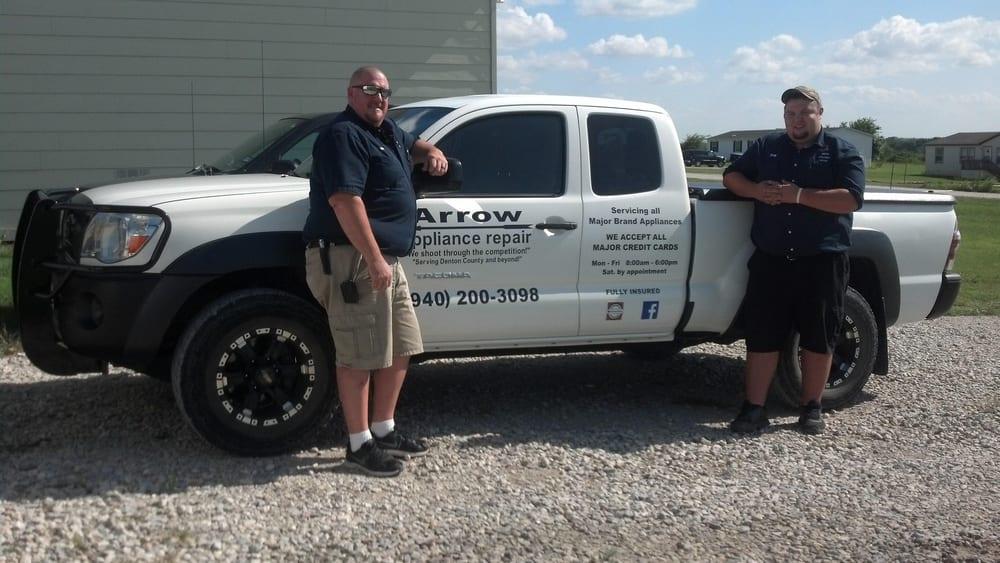Arrow Appliance Repair: Justin, TX
