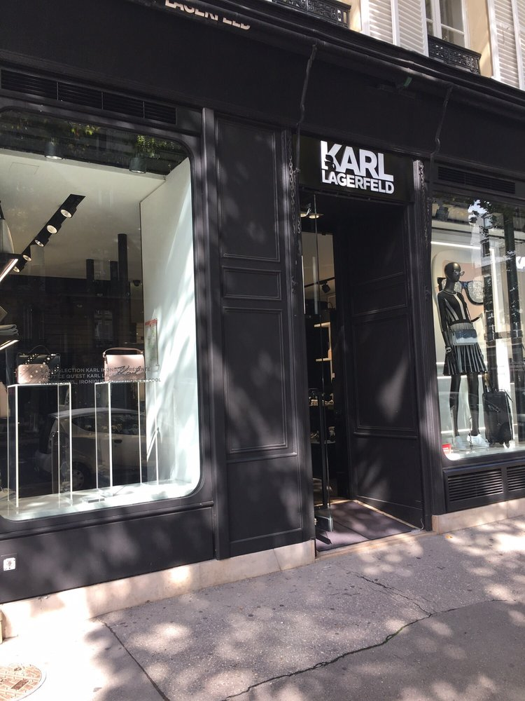 Karl lagerfeld store abbigliamento maschile 194 bd saint germain saint g - Electrorama bd saint germain ...