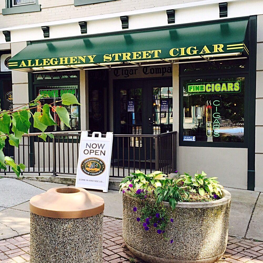 Allegheny Street Cigar Company: 304 Allegheny St, Hollidaysburg, PA