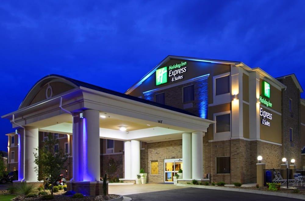 Holiday Inn Express & Suites Loma Linda- San Bernardino S: 25222 Redlands Blvd, Loma Linda, CA