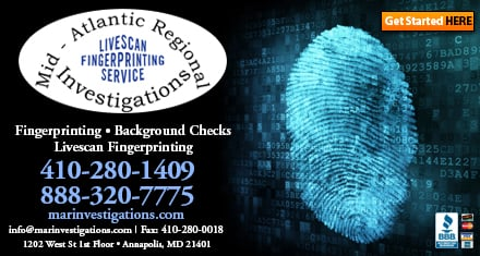 Mid-Atlantic Regional Investigations: 1202 West St, Annapolis, MD