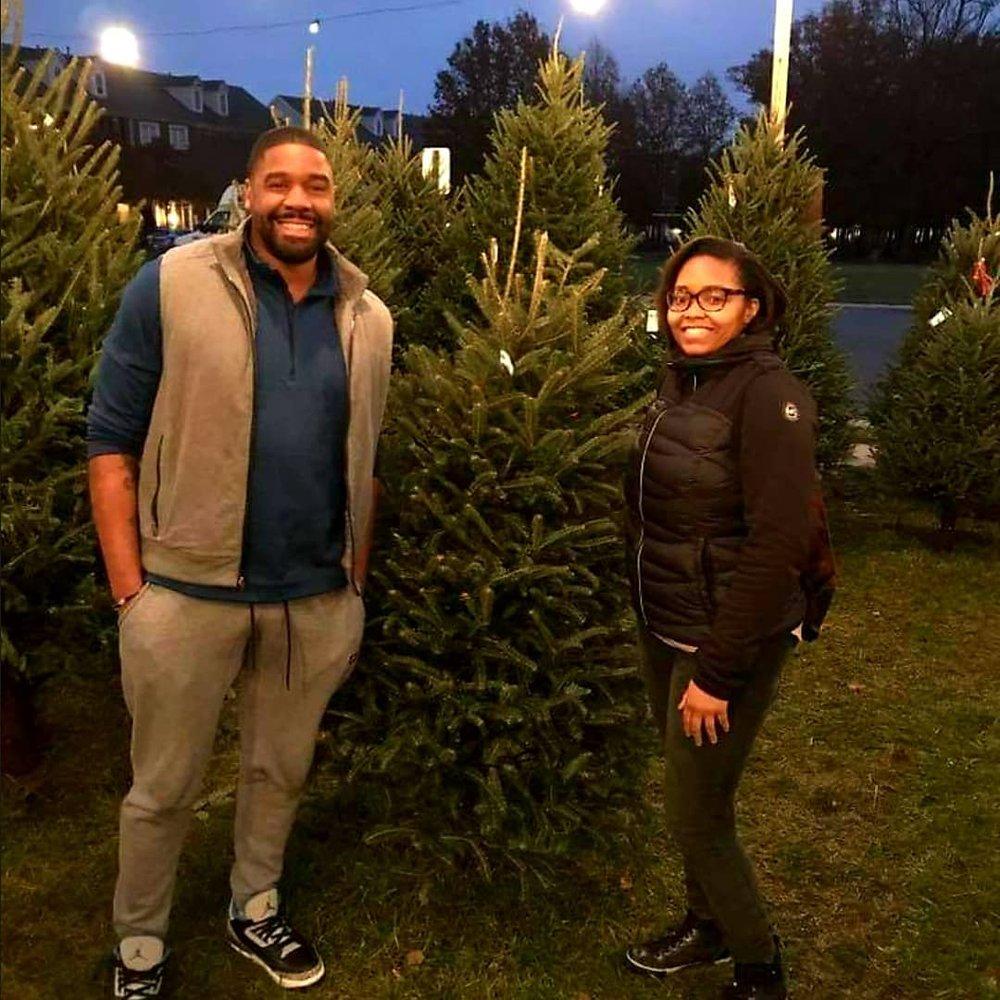 Suzanne Eaton Christmas Trees: 18000 Olympia Blvd, Brambleton, VA