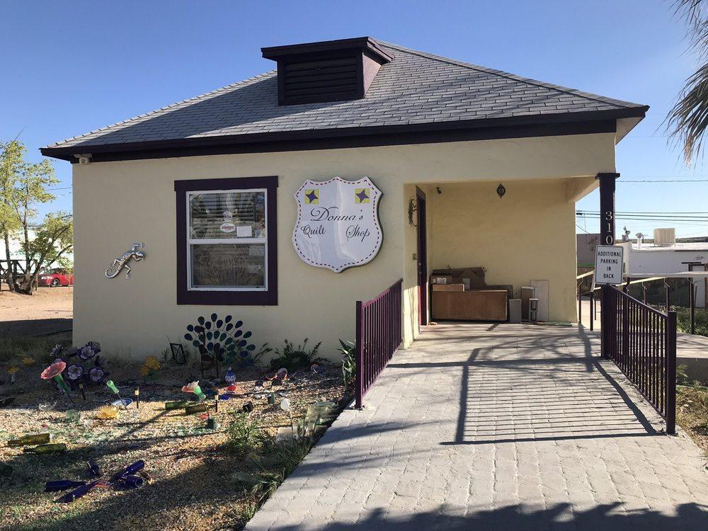 Donna's Quilt Shop: 310 E Oak St, Kingman, AZ
