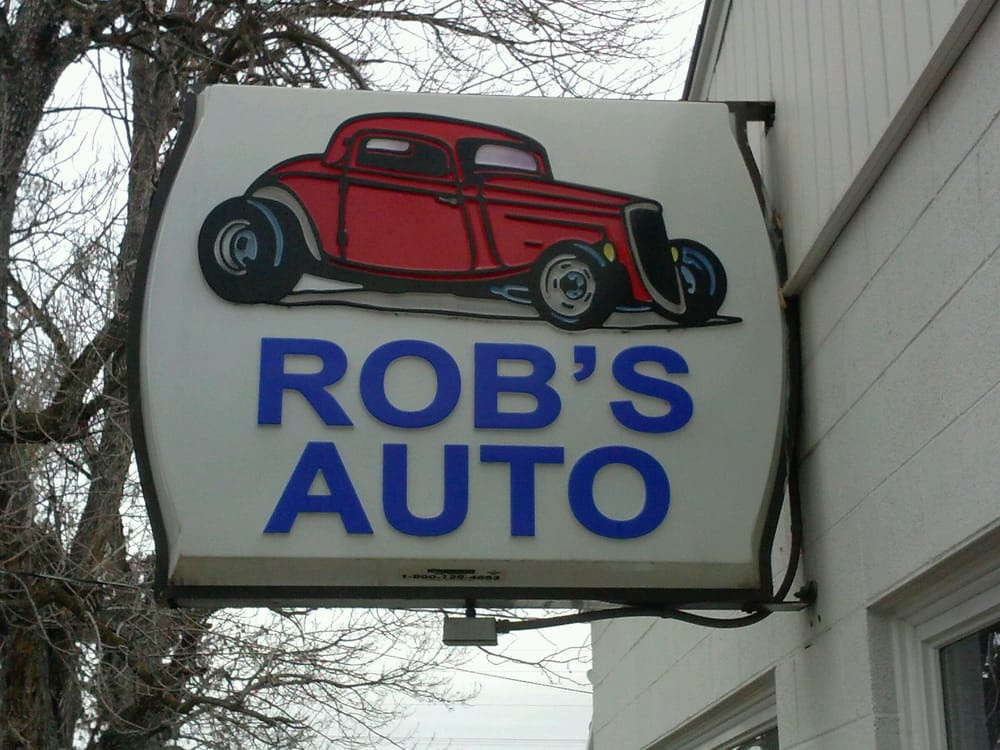 Rob's Auto: 132 N 100th W, Kaysville, UT
