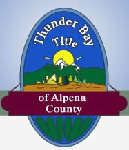 Thunder Bay Title of Alpena County: 621 W Chisholm St, Alpena, MI