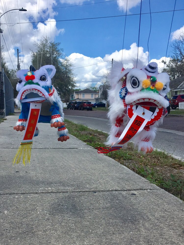 Dragon Parade and Lunar Festival