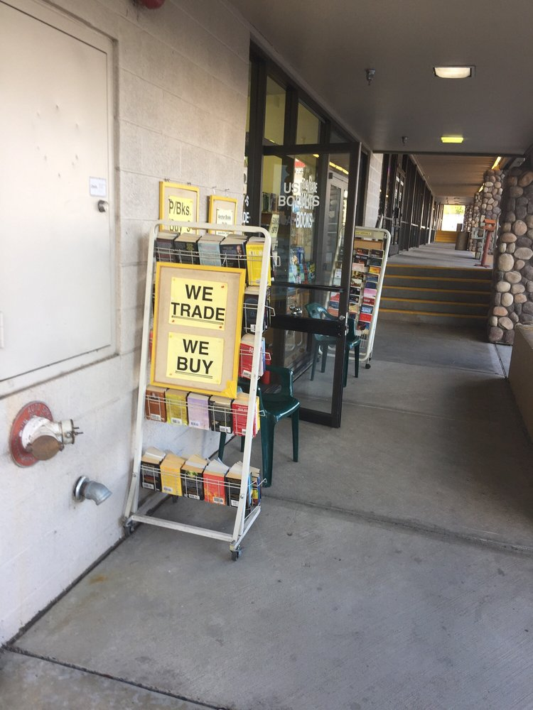 Anchor Books: 1046 Willow Creek Rd, Prescott, AZ