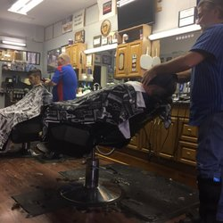 Barber Shop Lawrence Ks : Photo of Larrys Barber Shop - Lawrence, KS, United States. My dads ...