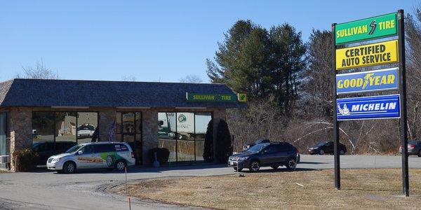 Sullivan Tire & Auto Service: 1178 Hammond St, Bangor, ME
