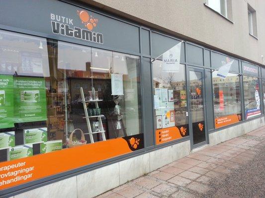 aa0580cdc1d Butik Vitamin Sundsvall AB - Food - Medborgargatan 32, Sundsvall ...