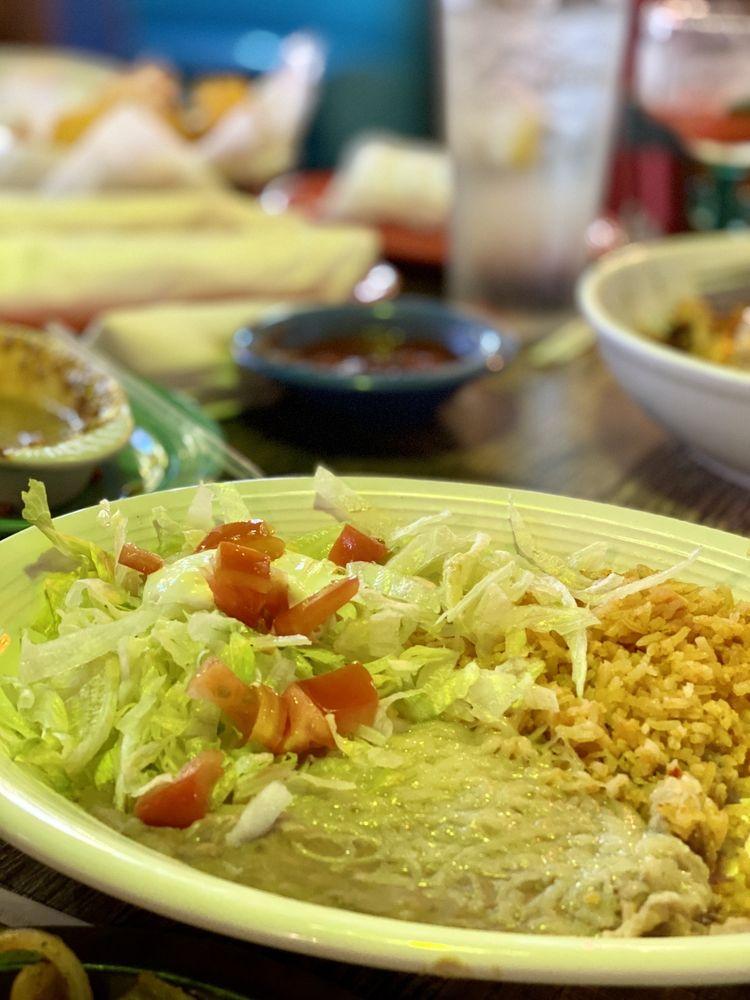 Chilitos Mexican Grill: 503 W Ogeechee St, Sylvania, GA