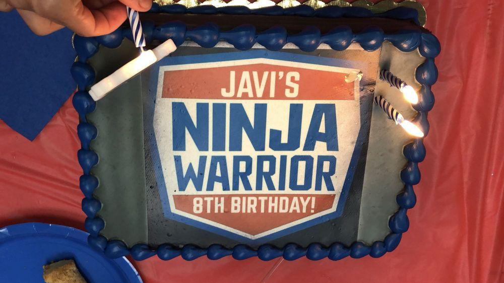 A beautiful birthday cake for my nephew's birthday! It was