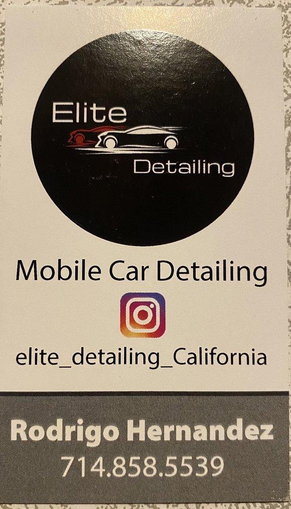 Elite Detailing: Anaheim, CA
