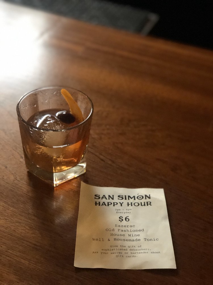 San Simon: 845 Tin Pan Alley, Bend, OR